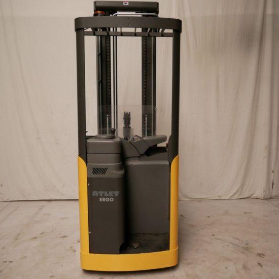 Електрически стакер Atlet 160DTFVS630AJN 1600 kg