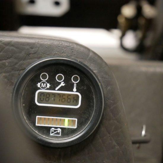 Електрокар Linde E12Z02 324 1200 kg