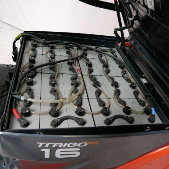 ЕлектрокарToyota 8FBET16 1600 кг