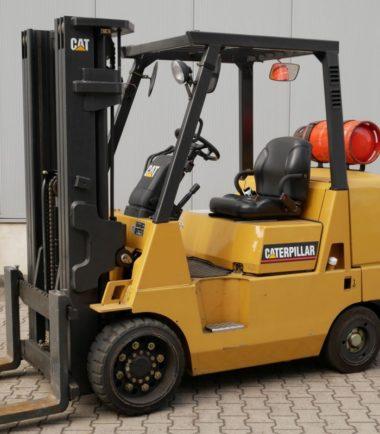 Газов мотокар Caterpillar GC35KY 3500 кг