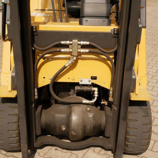 Газов мотокар Caterpillar GC35KY 3500кг.