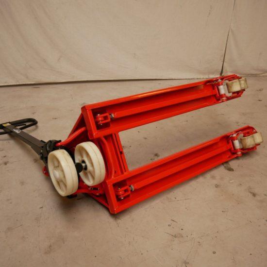 Транспалетни колички с кантар Linde 2000 kg