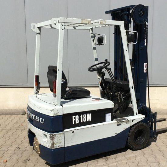Електрокар Komatsu FB18M 2 1800 kg