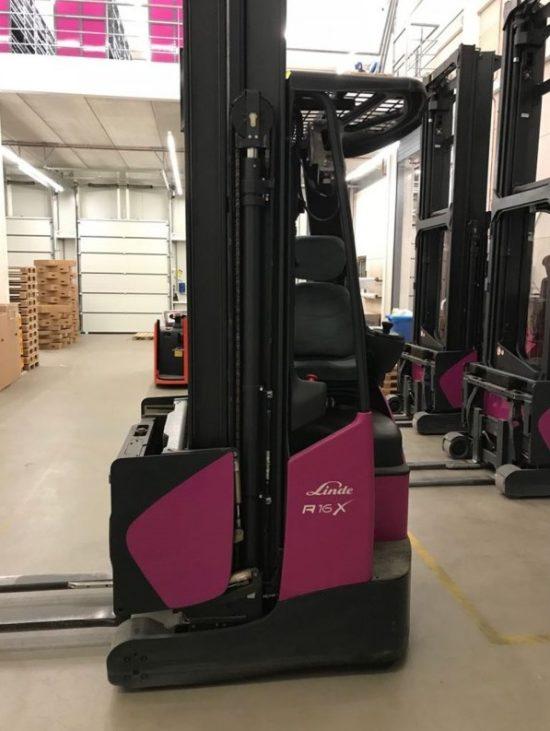 Рийчтрак Linde R16X 03 116 1600 kg