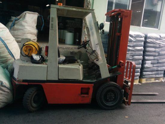 Газов мотокар Nissan G56RKH 2500 kg