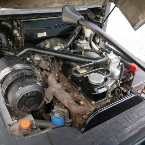 Дизелов мотокар Nissan YIDO2A25Q 2500 kg