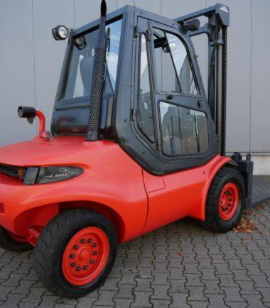 Дизелов мотокар Linde H45D-03-600