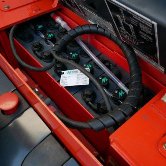 Електрически стакер Linde L16 AP 1600 kg
