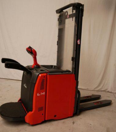 Електрически стакер Linde L14AP Електрически стакер Linde L14AP