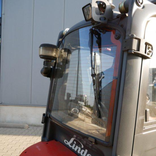 Дизелов мотокар Linde H20D-01