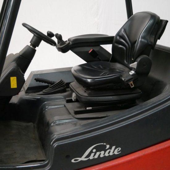 Електрокар Linde E25 600
