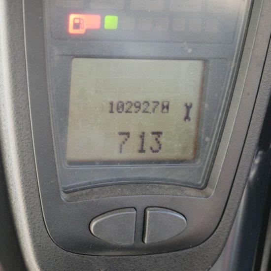 Газов мотокар LInde H20D-01 391