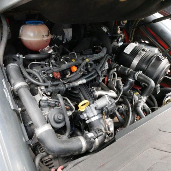 Дизелов мотокар Linde H30D 02 EVO