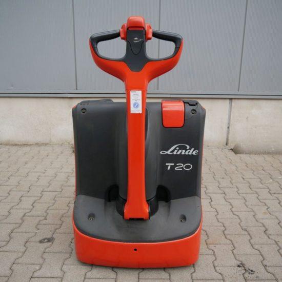 Електрическа количка Linde T 20 1152