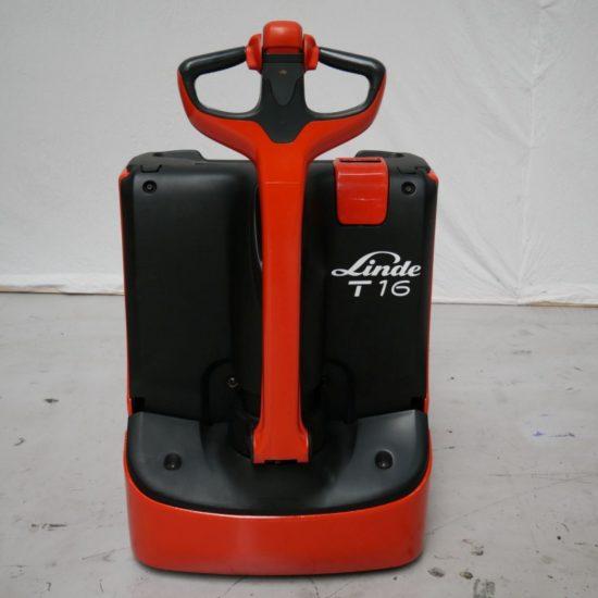 Електрическа количка Linde T16 1152