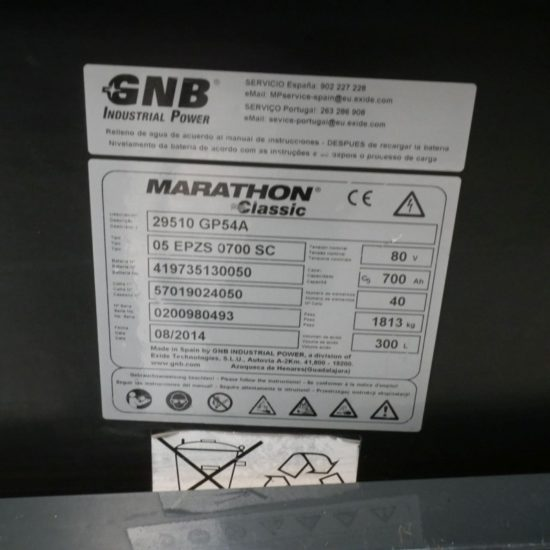 Електрокар Atlet EH30
