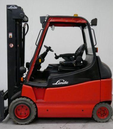 Електрокар Linde E 300-600