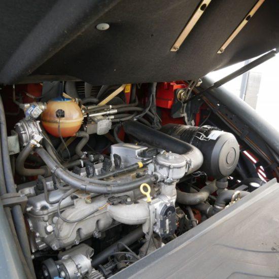 Газов мотокар Linde H50T-02-600 (394)