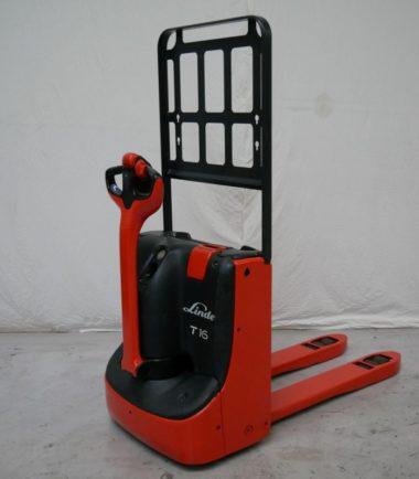 Електрическа количка Linde T 16 1152