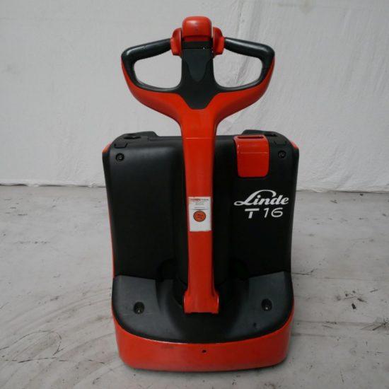 Електрическа складова количка Linde T16 1152