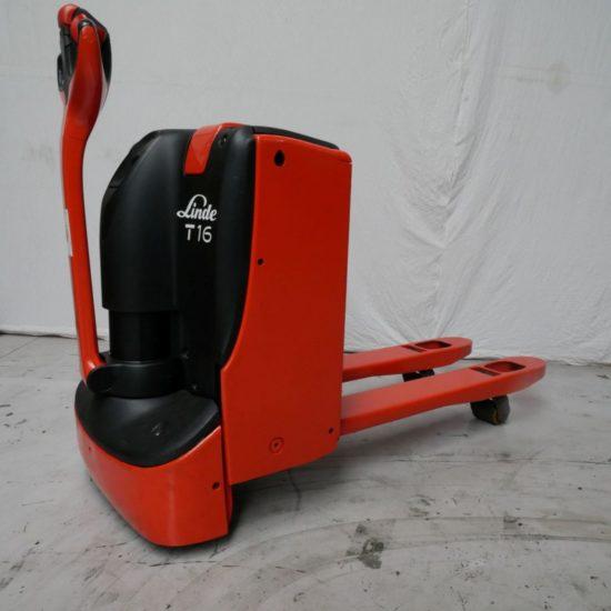 Електрическа количка Linde T16-1152