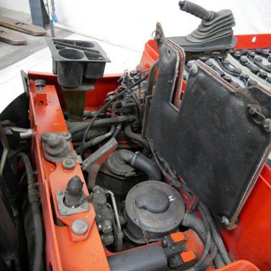 Електрокар Linde E30-600 (336-02)