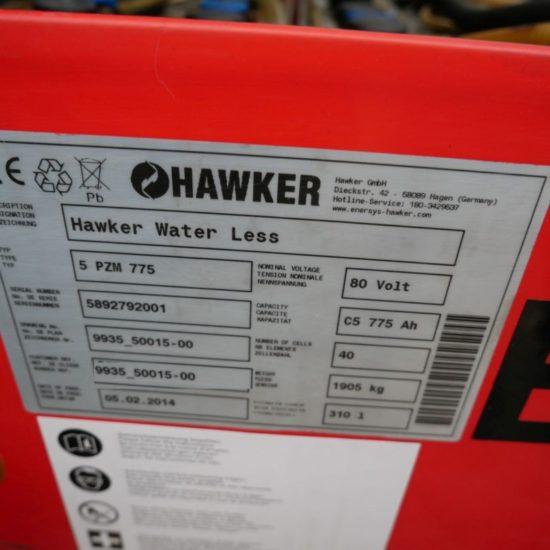 Електрокар Linde E35HL-387