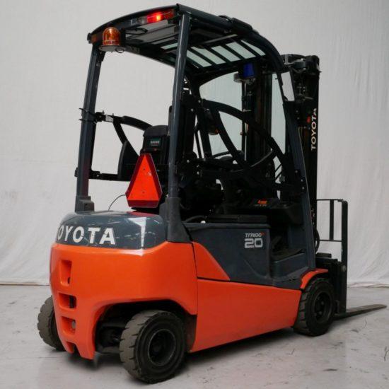 Електрокар Toyota 8FBMT20