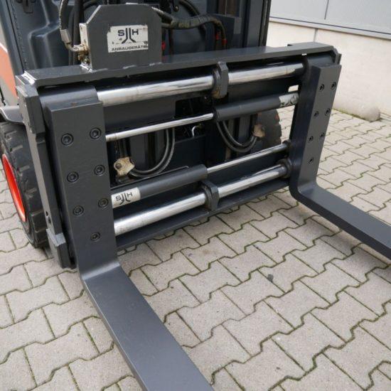 Електрокар Linde E 35HL 387