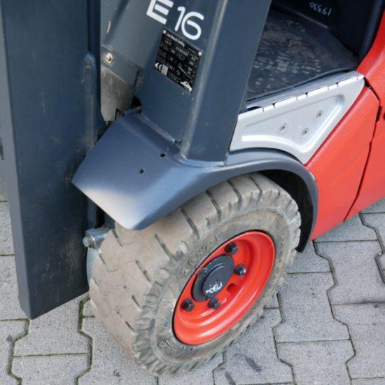 Електрокар Linde E 16-01 386