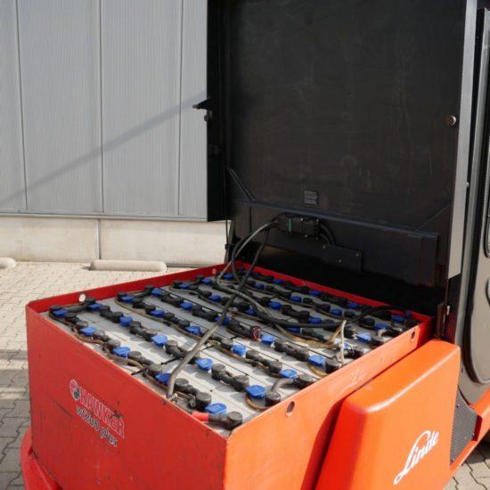 Електрокар Linde E48P