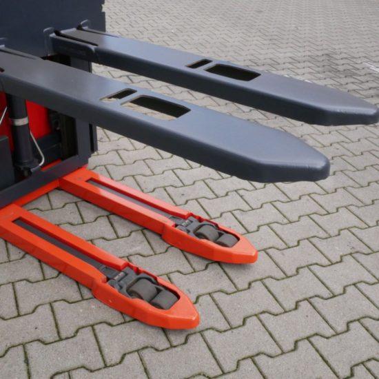 Електрически стакер Linde L 14 APi