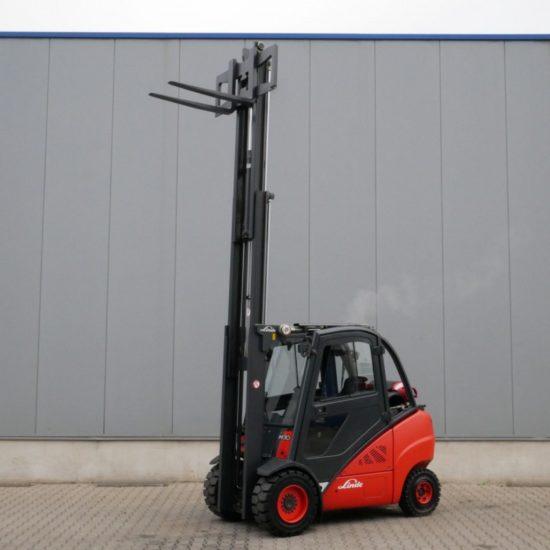 Газов мотокар Linde H 30T 393 3000 кг