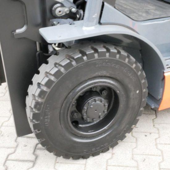 Газов мотокар Toyota 8FGF25 2500 kg
