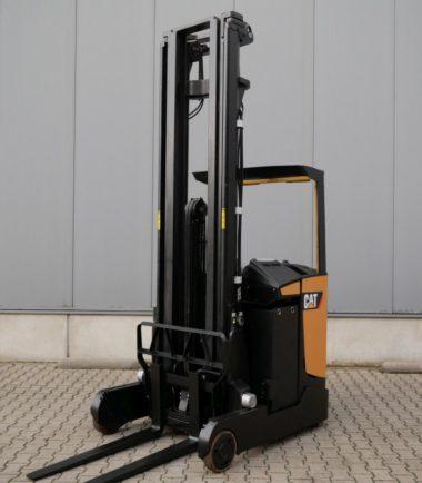 Електрически рийчтрак Caterpillar NR14NH 1400 кг