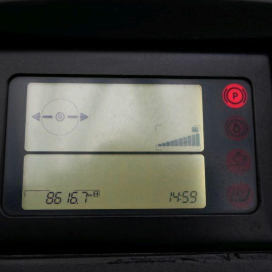 Електрически рийчтрак Linde R14CS-115