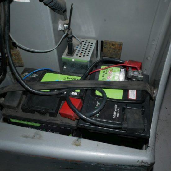 Електрически стакер Pfaff Silberblau 4554016.