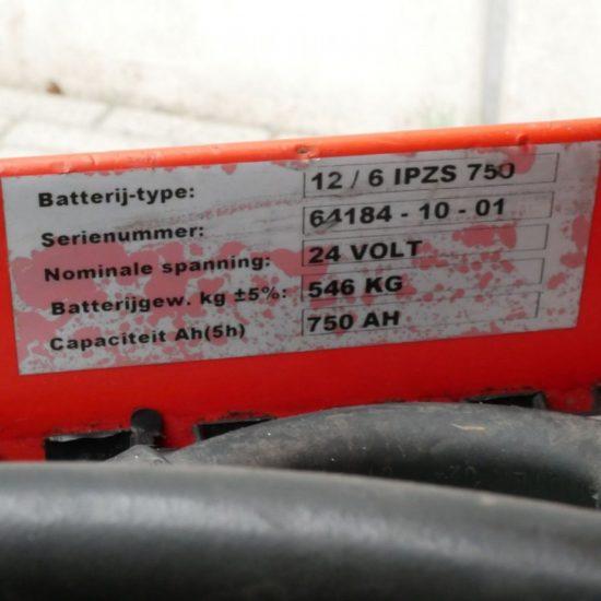 Електрокар 3-опорен Linde Е15 324