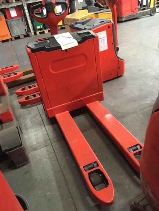 Електрическа складова количка Linde T 16 1152