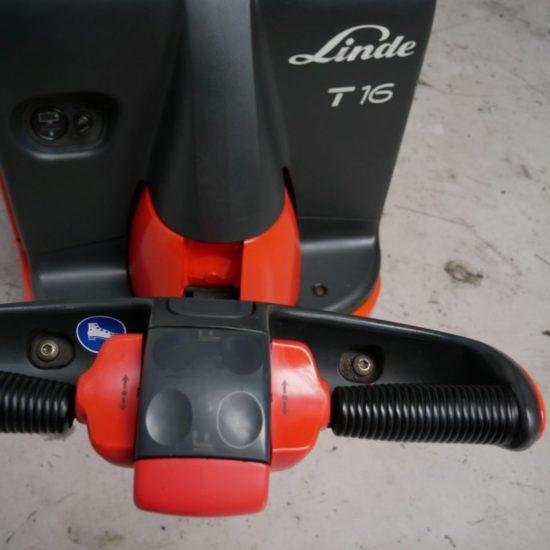 Електрическа количка Linde T16 360 1600кг
