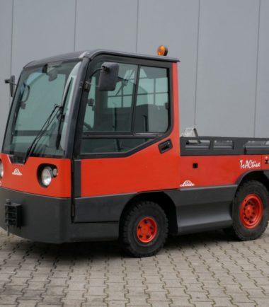 Електрически влекач Linde P250 SWB 127