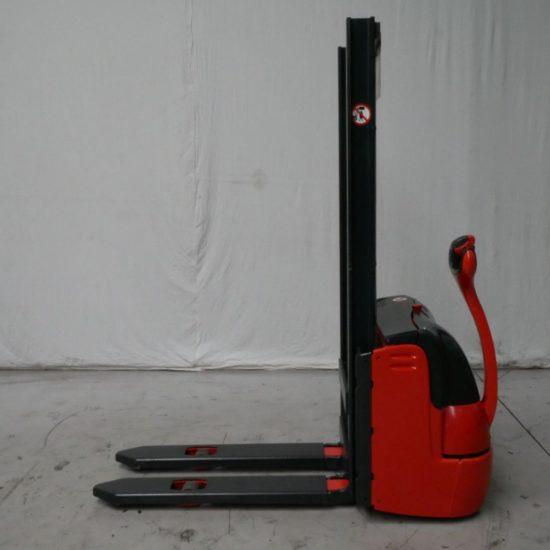 Електрически стакер Linde L10 379