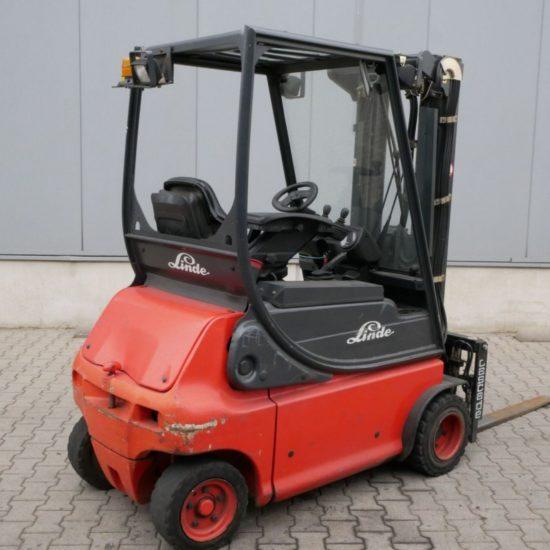 Електрокар Linde E18P 335-02