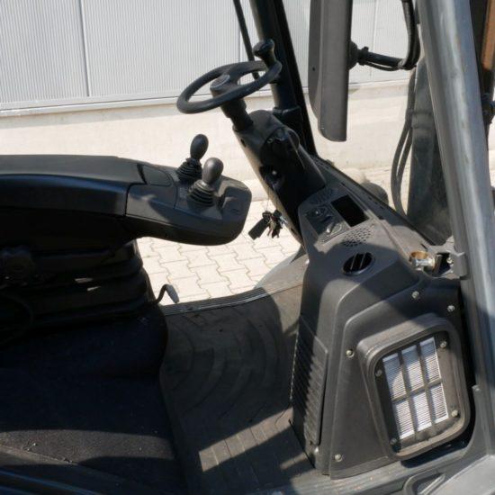 Мотокар газов Linde H30T-02 393 EVO