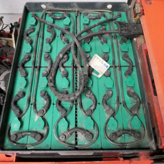 Електрокар Linde E20P 335-02