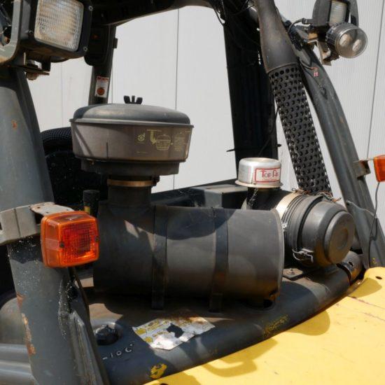 Мотокар дизелов Linde H50D 394